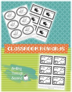 Classroom rewards that won't break your bank from filling a prize box! Coupons that will make your students smile! Visit my TPT store https://www.teacherspayteachers.com/Product/Classroom-Rewards-3193057