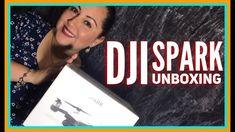 UNBOXING DJI SPARK Fly more combo | LINK en la DESCRIPCION para COMPRAR