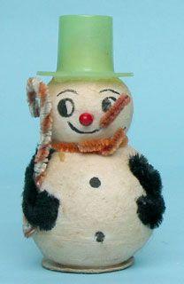 Antique Christmas Ornaments Fabric Cotton Ornaments