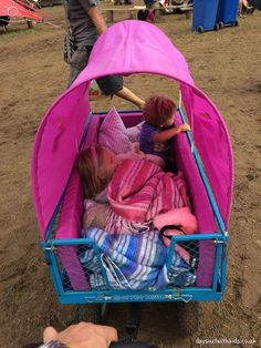 diy festival trolley kids - Google Search