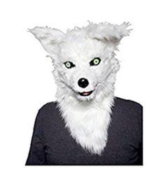 Funny Mr. Fox Mask