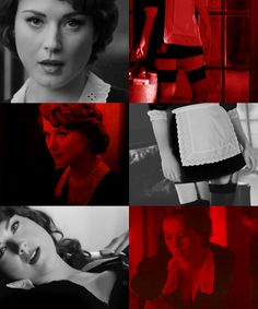 America Horror Story Season One  - Moira O'Hara