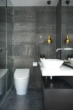 1001 + ideas de decoración de baño gris y blanco 61ba57a2c09e