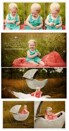 1 year portraits | Nixon Photography | Dayton, OH | Portrait Photography | Kids Posing | www.nixonphotography.com | First Birthday