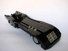 LEGO B:TAS Batmobile