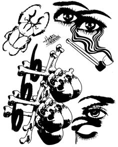Tattoo Sketches, Tattoo Drawings, Art Sketches, Art Drawings, Design Art, Print Design, Pretty Tattoos, Color Lines, Meraki