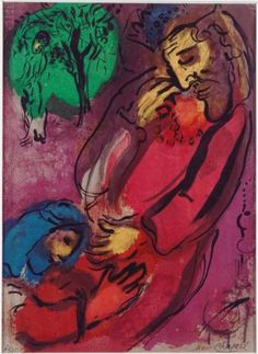 """""""David and Absalom"""" 1956 