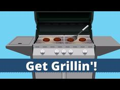 Cleaning Hack: How to Clean Rusty Grill Grates - YouTube
