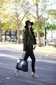 Chic Fall Look...