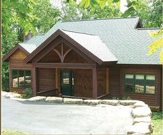 Redtail Retreat Lodges, Illinois, Heaven, Cabin, House Styles, Home Decor, Cabins, Sky, Decoration Home