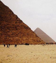 giza Pyramids Of Giza, Monument Valley, Nature, Travel, Naturaleza, Viajes, Destinations, Traveling, Trips