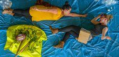 Foto-opdracht Kunst en Cultuur, thema Sport en Spel op basis van Jan von Holleben. Bean Bag Chair, Arts And Crafts, Sport, School, Photography, Kunst, Deporte, Photograph, Sports