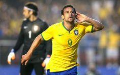 Blog Esportivo do Suiço: Brasil joga mal contra a Sérvia, mas Fred decide último teste