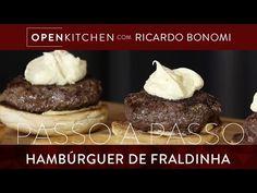 HAMBÚRGUER DE FRALDINHA - YouTube