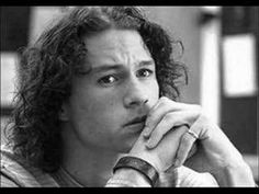 Image result for heath ledger young