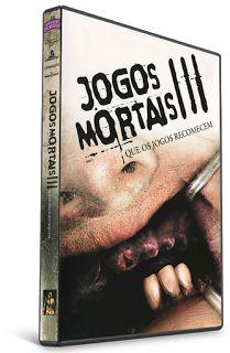 Jogos Mortais 3 - HO-MIS (2006) 1h 33min Titulo Original: Saw III Ano de Lançamento: 2006 Informações IMDB: 6,2  Gênero: Horror, Mystery Duração: 1h 33min D 05/2016 - MN (No Pin it)
