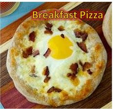 KID FRIENDLY - Breakfast Pizza  from www.Weelisious.com **If you are using the Facebook App on a mobile device, open up Safari or Chrome and type in the URL directly. Do Not Google it as it's a direct link to the website.****