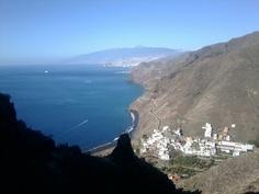 Santa Cruz de Tenerife (desde Igueste de San Andrés)