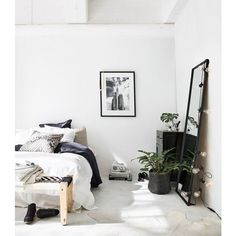 T.D.C Creating Beautiful Bedrooms with Indie Home Collective ❤ liked on Polyvore featuring home and home decor