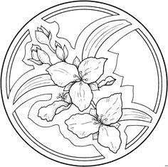mandalas para colorir budistas - Pesquisa Google