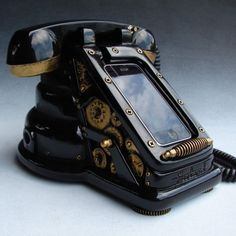 Innovative Products | iRetrofone!! omg i so want this!!!!! | #giftsforgeeks