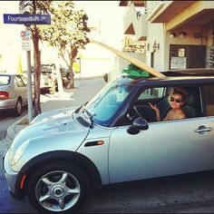 Who needs a big car? Im obsessed with my #MINI