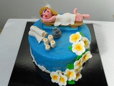 Massage Therapy Cake - Thats Amore via Flickr