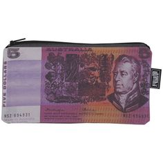 Old Five Dollar Note Pencil Case or Purse from Sarah J Home Decor. Australian Made. $14.95