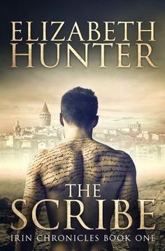 The Scribe: Irin Chronicles Book One by Elizabeth Hunter, http://www.amazon.com/dp/B00EENAPDQ/ref=cm_sw_r_pi_dp_VjUBtb01BNFEH