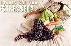 Exam-stress se khud को किस tareh bachaayen?