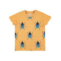 "Jongen - tshirt KM ""beetle"" - tshirt KM ""beetle"" - T-SHIRTS - Filou - Filou & Friends"