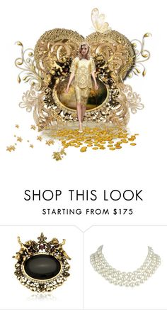 """Dolce & gabbana"" by sensitiveheart ❤ liked on Polyvore featuring Alcozer & J, Dolce&Gabbana and Kenneth Jay Lane"