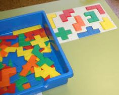 orientacion espacial - Tetris