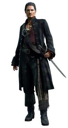 Will Turner from Kingdom Hearts III