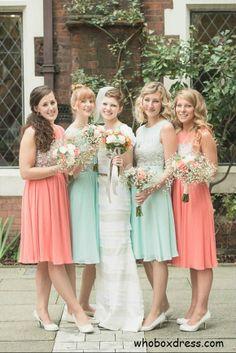 Bridesmaid Dress #short