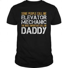 Awesome Tee For Elevator Mechanic - #silk shirts #girl hoodies. I WANT THIS => https://www.sunfrog.com/LifeStyle/Awesome-Tee-For-Elevator-Mechanic-143373264-Black-Guys.html?60505