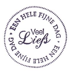 Een hele fijne dag Words Quotes, Bible Quotes, Sayings, Qoutes, Birthday Blessings, Birthday Wishes, Dutch Words, Just Saying Hi, Dutch Quotes