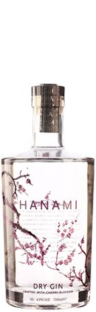 The Netherlands - Hanami gin - 70cl 43°