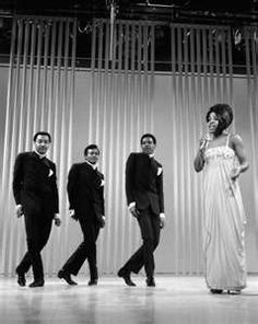 "Gladys Knight & The Pips, ""You're The Best Thing That Ever Happened To Me."" (Harry)"