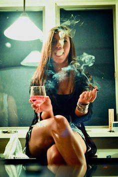 Dope chick  Legalize It, Regulate It, Tax It!  http://www.stonernation.com Follow Us on Twitter @StonerNationCom