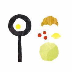 #illustration #morning #breakfast