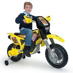 Motorcross ThunderMax VX 12V Leksakscity.se