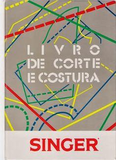 """Moldes Moda por Medida: LIVRO - 9 """"LIVRO DE CORTE E COSTURA"""""""