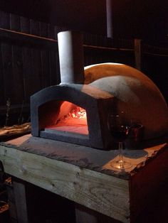 Etna Ovens manufacture outdoor wood burning ovens in the U.K