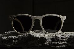 'Slate Stone and Wooden Eyewear Collection' by Shwood