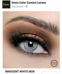8a67529b4 263 Best lenses eye images in 2018 | Hair, makeup, Makeup inspo ...