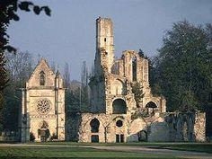 L'abbaye de Chaalis