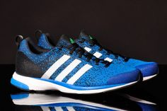 adidas PrimeKnit 2.0 – Blue – White – Black
