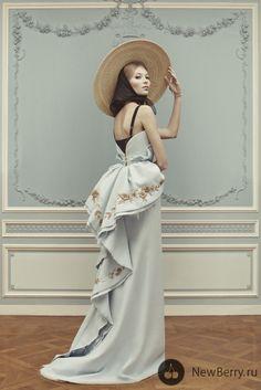 Lookbook Ulyana Sergeenko Couture 2013