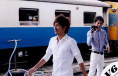 V6 Go Morita Junichi Okada
